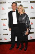 Stock Photo of john easterling, olivia newton-john.g'day usa 2010 black tie gala.hollywood &