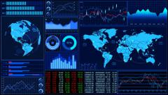 Stock Video Footage of Stock Market_060