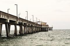 Pier 3 - stock photo