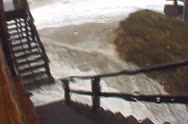 Stock Video Footage of Hurricane Storm Surge