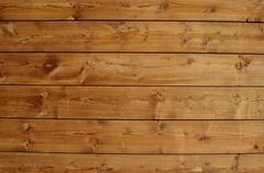 Pine wood slats Stock Photos