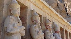 impressions from peaceful egypt - stock photo
