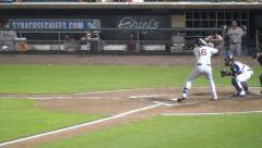 Scoring, Points, Baseball, Sports Stock Footage