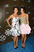 Jenna ushkowitz, lea michele.fox winter 2010 all-star party.held at villa sor Stock Photos