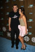 Stock Photo of mark salling; lea michele.fox winter 2010 all-star party.held at villa soriss