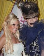 Stock Photo of the bridget marquardt watch launch in collaboration with pascal mouawad
