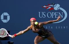 2006 US OPEN, Serena Williams - stock photo