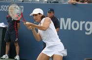 2006 US OPEN Virginie Rozanno Stock Photos