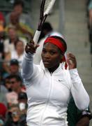 2006  JP Morgan Serena Williams Kuvituskuvat