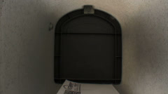 mailbox 07 - stock footage