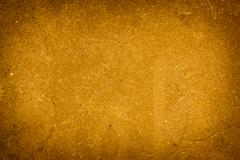 abstract gold background of elegant dark gold vintage grunge texture - stock illustration