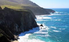 California Coastline Stock Photos