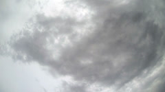 CLOUDS TIME LAPSE IN 4K Stock Footage