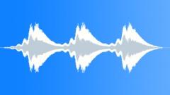 Short alarm signals - sound effect