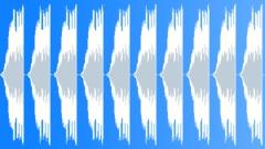 Short alarm signals 3 - sound effect