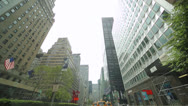 Stock Video Footage of Driving POV shot of New York City street Park Avenue