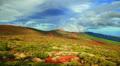 Mountain landscape, Tenerife, Canary islands, Spain. Time-lapse. Footage