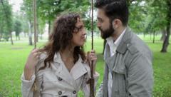 Summer romance Stock Footage