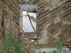 Old window Stock Photos