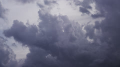 Storm Front three UHD Stock Footage