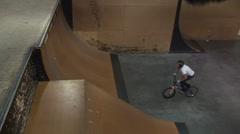 BMX Trick Compilation - stock footage