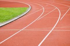 Athletics-place Stock Photos