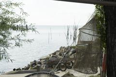 Fishing-net Stock Photos