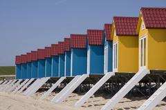 Beach taloa Kuvituskuvat