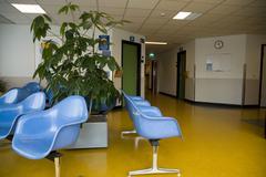 Odotushuone sairaala Kuvituskuvat