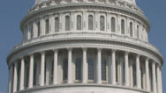 Capitol Building Stock Footage