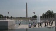 Washington Memorial Stock Footage