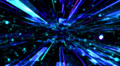 Abstract technological motion background. HD Footage