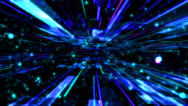Abstract technological motion background. Stock Footage