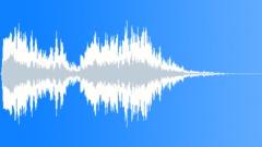 Mystic flute signal - sound effect