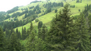 Stock Video Footage of European Alps Kitzbuhel Austria Aerial 28