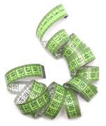 measurement tape - stock photo