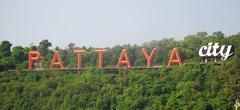Pattaya sity Stock Photos
