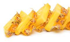 ananas - stock photo