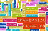 Stock Illustration of commercial planning
