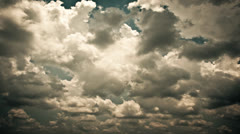 Epic Clouds Stock Footage