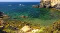 Peaceful picturesque seascape. Footage
