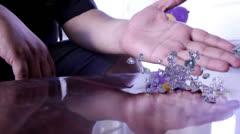 Diamonds Stock Footage