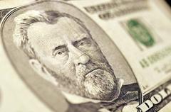 Ulysses S. Grant - stock photo