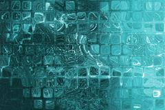 Blue abstract corporate data internet grid Stock Illustration