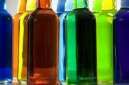 Stock Illustration of Bottles