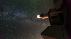Milky way 1 Stock Footage