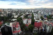 Stock Photo of travel photos mexico - mexico city cityscape