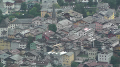 Kitzbuhel Austria 1 Stock Footage