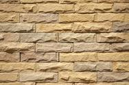 Rough brick wall Stock Photos