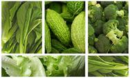 Stock Illustration of green vegetables